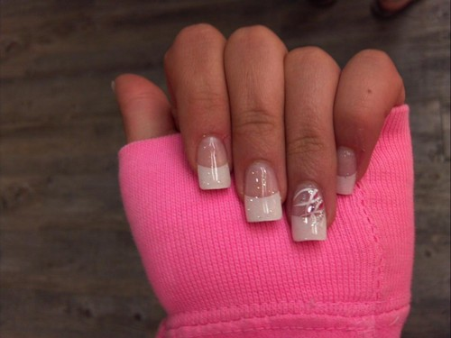 among all the artificial nail designs acrylic nail designs remain the most popular due to its simplicity and durability of this type of nails